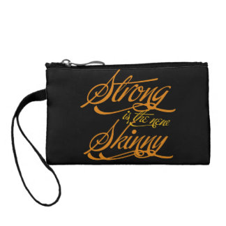 Strong is the new Skinny Coin Wallet