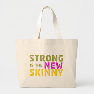 Strong is the New Skinny - Sketch Bag