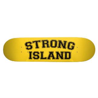 Strong Island Skateboard Deck