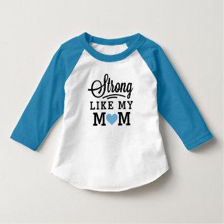 Strong Like My Mom Boy's T-Shirt
