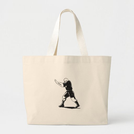 Strong Man Tote Bags