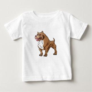 strong pitbull bodybuilder. baby T-Shirt