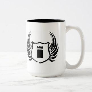 Strong Point Enterprises Mug3 Two-Tone Coffee Mug