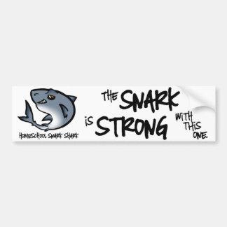 Strong Snark Bumper Sticker