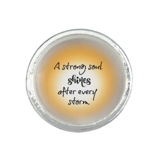 Strong Soul Shines Quote