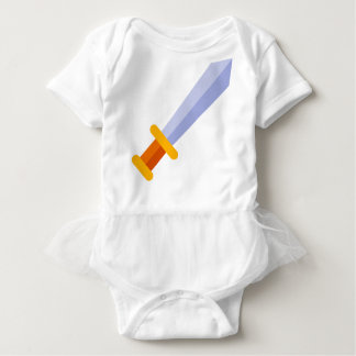 Strong Sword Baby Bodysuit