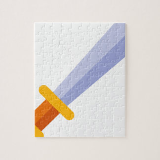 Strong Sword Jigsaw Puzzle