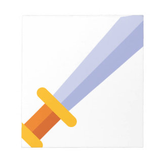 Strong Sword Notepad