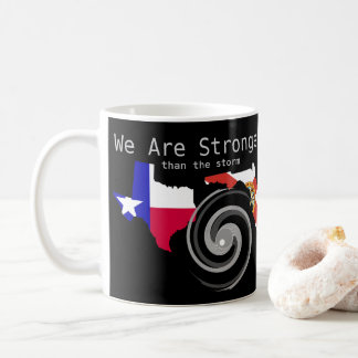 Strong than the Storm Coffee Mug