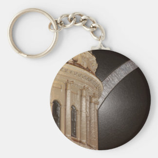 Strong Tower Key Ring