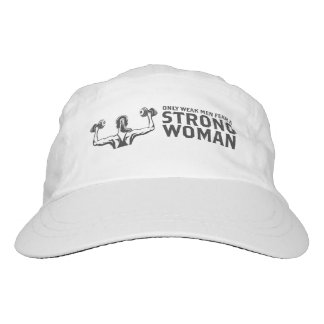 Strong Woman Performance Hat