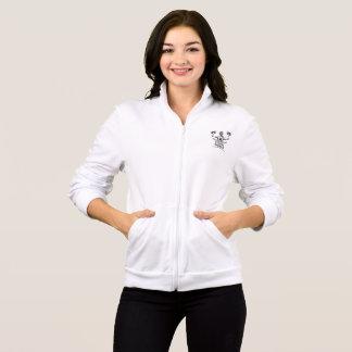 Strong Woman Women's Fleece Zip Jog Jacket