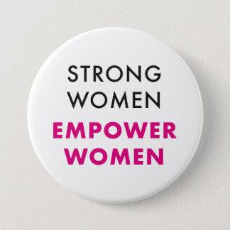Strong Women, Empower Women - Feminist Pin