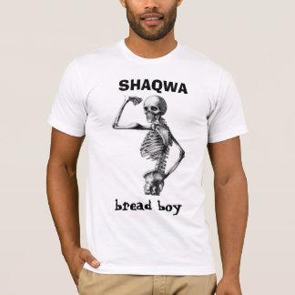 strongbones,  SHAQWA, bread boy T-Shirt