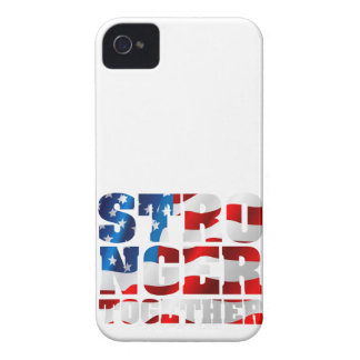 Stronger Together iPhone 4 Case-Mate Cases