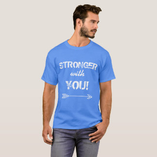 STRONGER with You Godfather Palace Blue T-Shirt