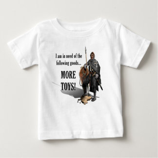 Stronghold Crusader - More Toys - Baby Tee Shirts