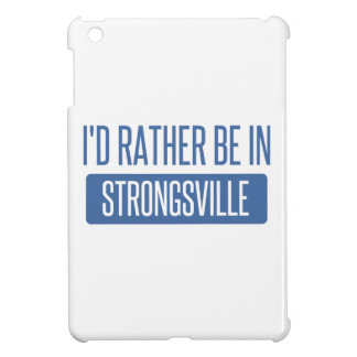 Strongsville Cover For The iPad Mini