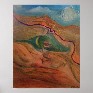 Struck by the Desert (2013) Poster