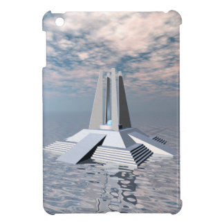 Structural Tower of Atlantis Case For The iPad Mini