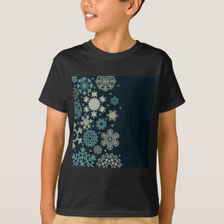 Structure snow T-Shirt