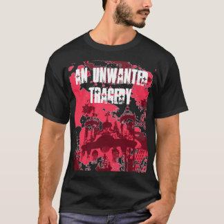 structure-splatter, an unwanted tragedy T-Shirt