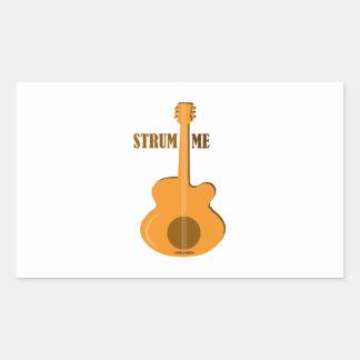 Strum Me Stickers