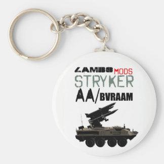 Stryker AA/BVRAAM Key Chain