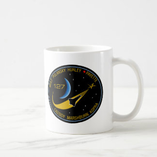 STS-127 COFFEE MUG
