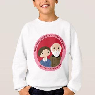 Sts. Louis and Zelie Martin Sweatshirt