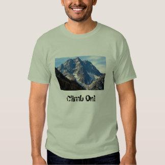 Stuart(N-Ridge), Climb On! Shirt