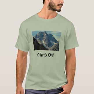 Stuart(N-Ridge), Climb On! T-Shirt