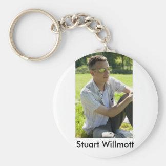 Stuart Willmott keychain