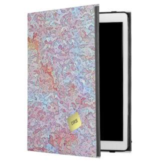 "Stucco Blue Mist iPad Pro 12.9"" Case"