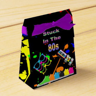 Stuck in the 80s favour box