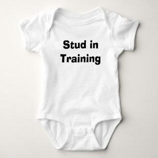 Stud in Training Baby Bodysuit