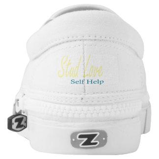 Stud Love Self Help Slippers Printed Shoes