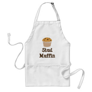 Stud Muffin Apron, Great Fathers Day or Other Standard Apron