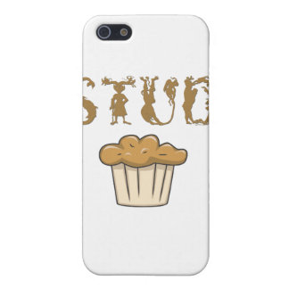 stud muffin bizarro covers for iPhone 5