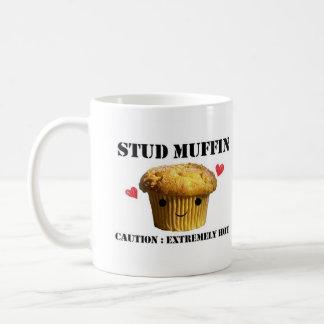 Stud Muffin Classic White Mug