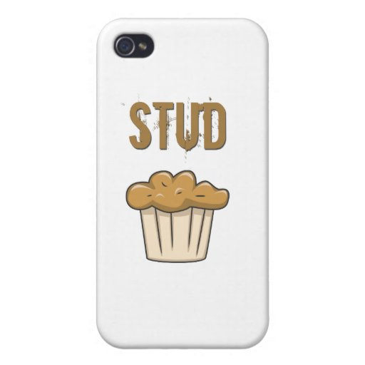 stud muffin case for iPhone 4