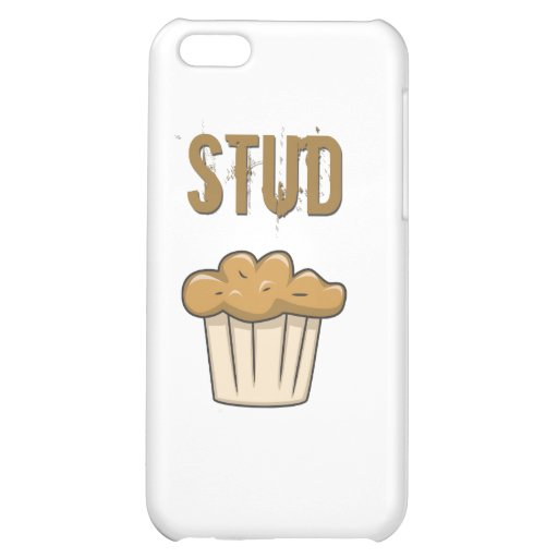 stud muffin case for iPhone 5C