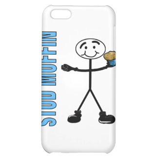 Stud Muffin iPhone 5C Covers