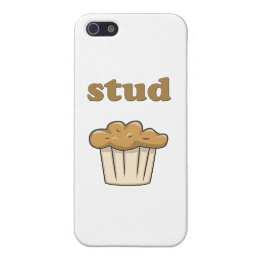 stud muffin iPhone 5 covers