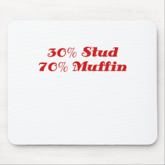 Stud Muffin Mouse Pads