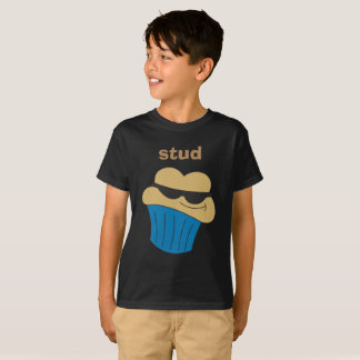 Stud Muffin Personalized Boy's Shirt