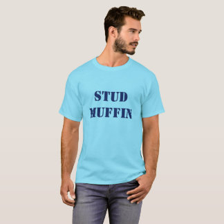 """STUD MUFFIN"" t-shirt"