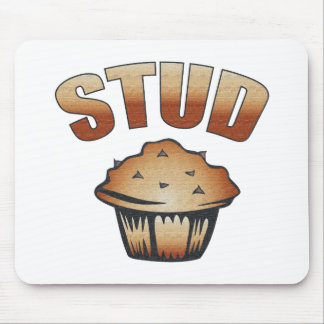 Stud Muffin Wash Design Mousepads