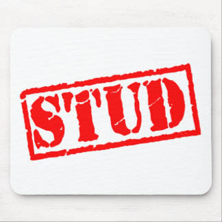 Stud Stamp Mouse Pad