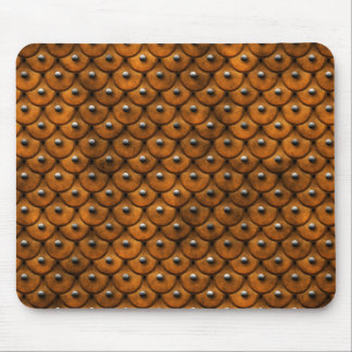 Studded Leather Mousepad